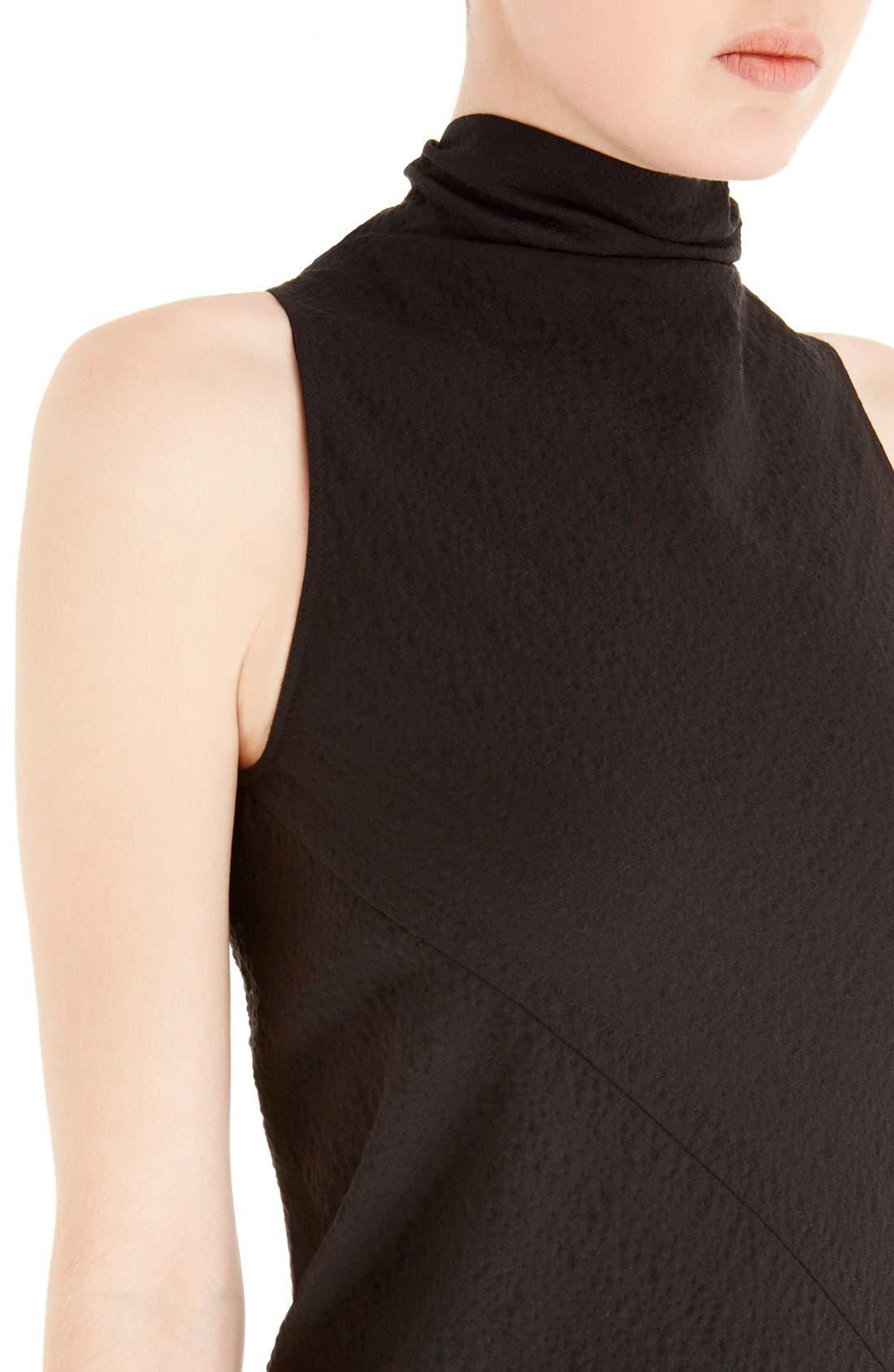 Alternate Image 5  - Rick Owens Sleeveless Jacquard Sheath Dress