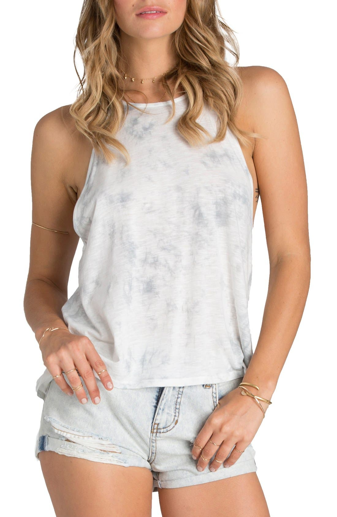 Alternate Image 1 Selected - Billabong 'To the Point' Racerback Tank