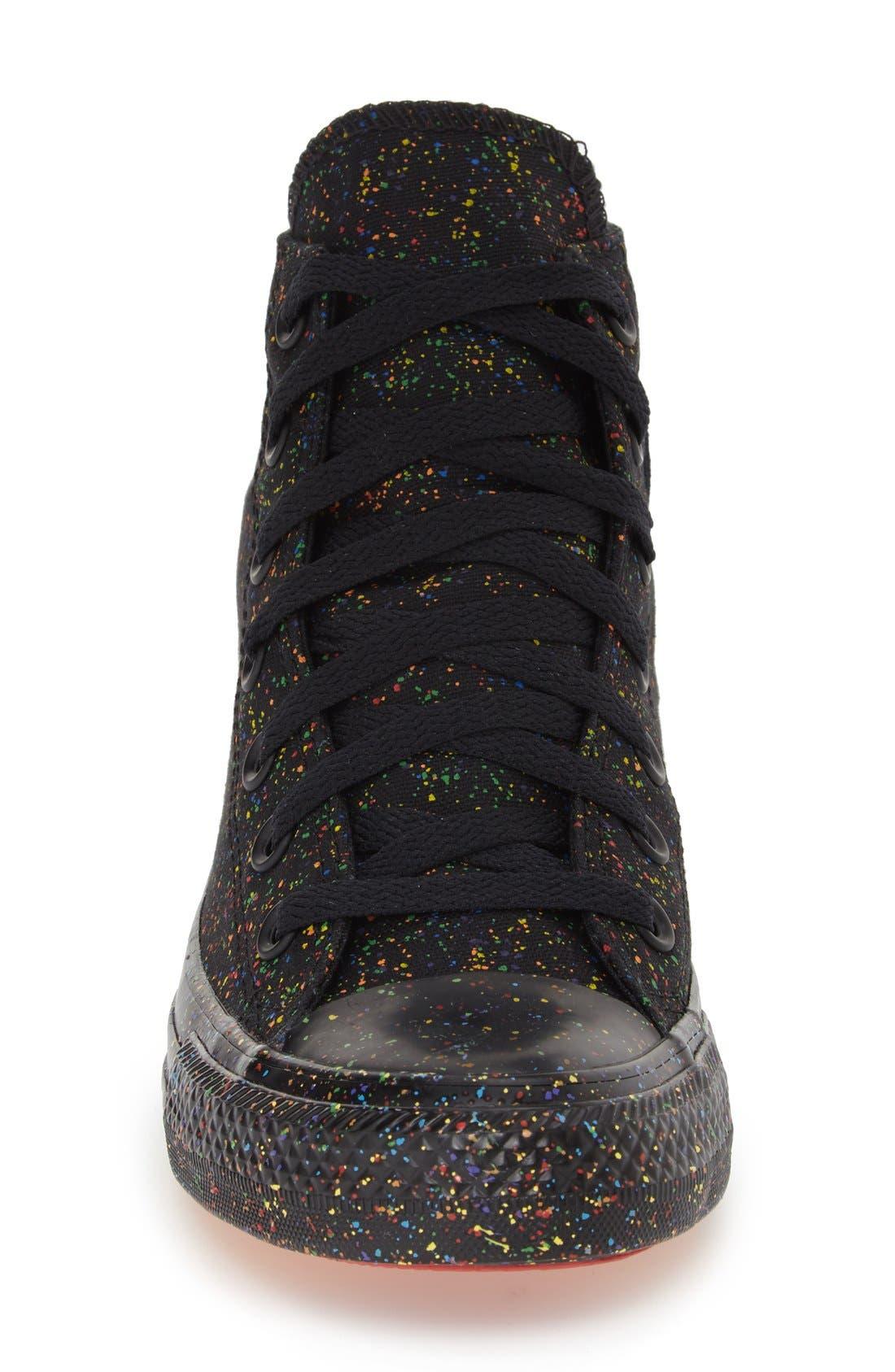 Alternate Image 3  - Converse Chuck Taylor® All Star® 'Pride' High Top Sneaker (Women)