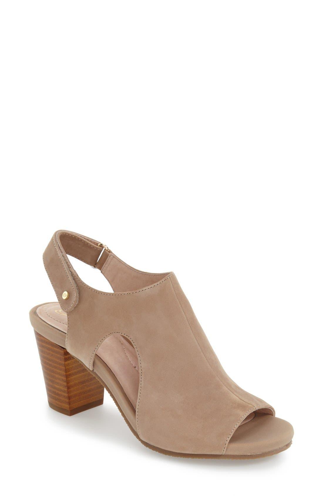 Sudini 'Carmen' Sandal (Women)