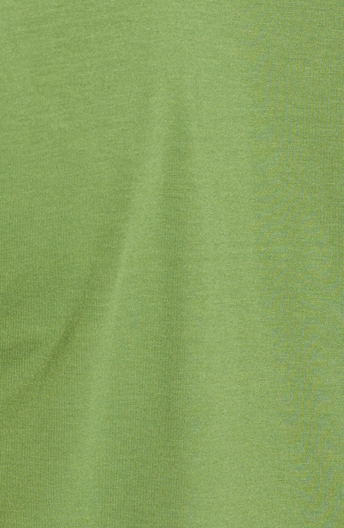 Alternate Image 5  - Vince Camuto Pleat V-Neck Knit Top (Plus Size)