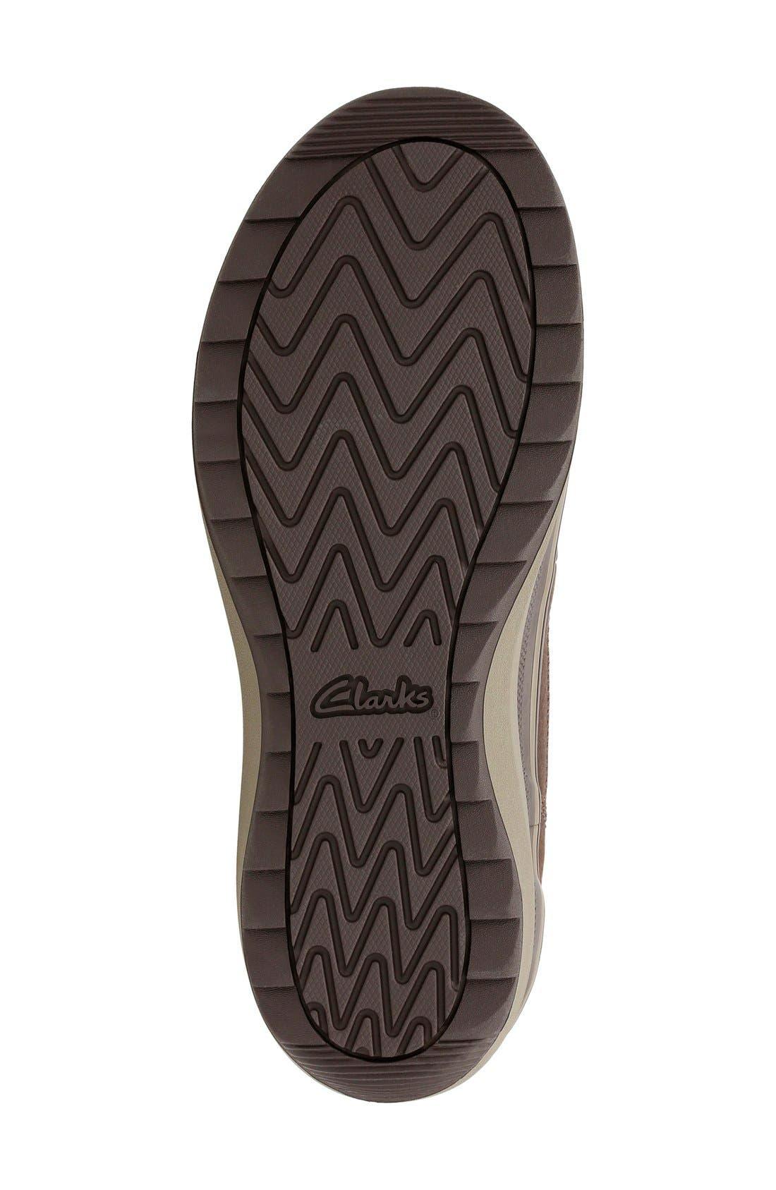 Alternate Image 4  - Clarks® 'Muckers Swale' Waterproof Boot (Women)
