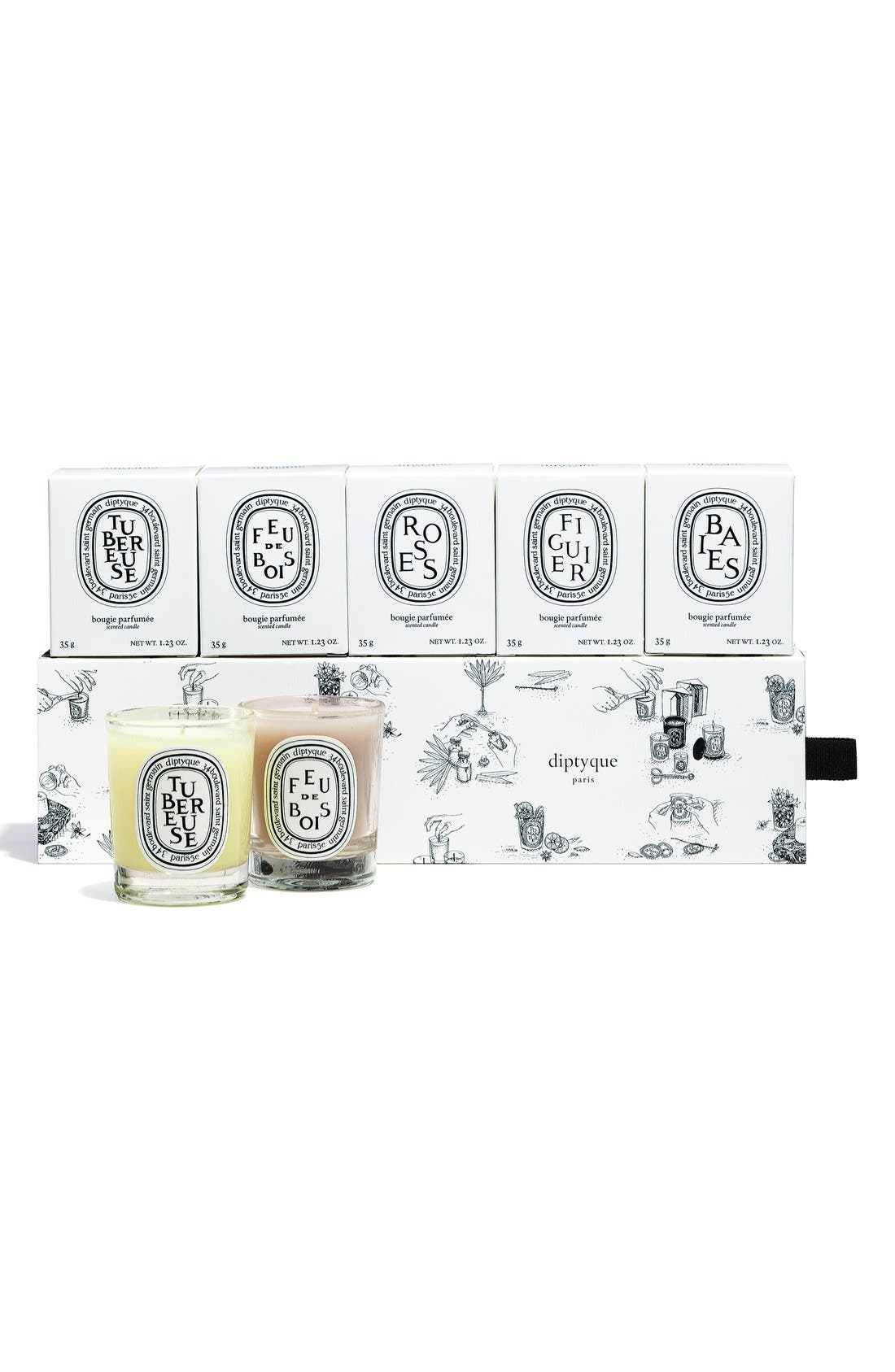Alternate Image 2  - diptyque Scented Candle Set ($75 Value)