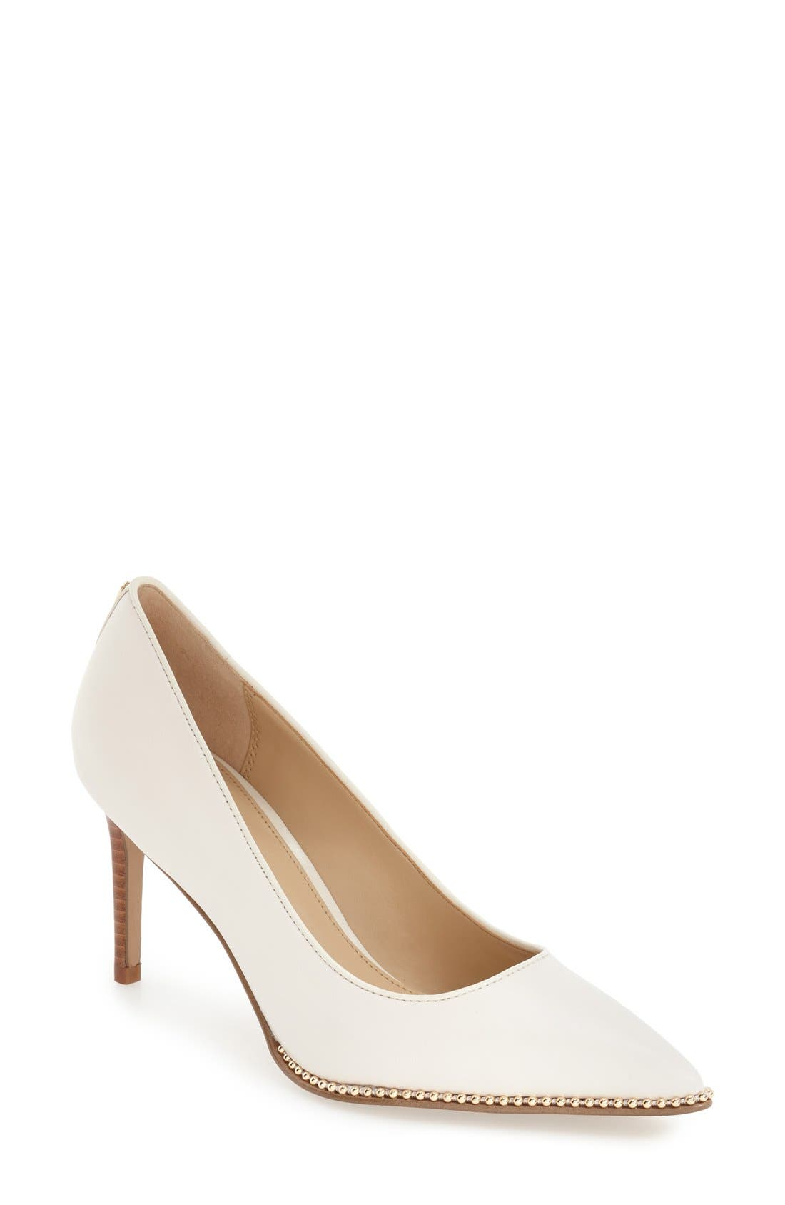 COACH 'Vonna' Pointy Toe Pump (Women)
