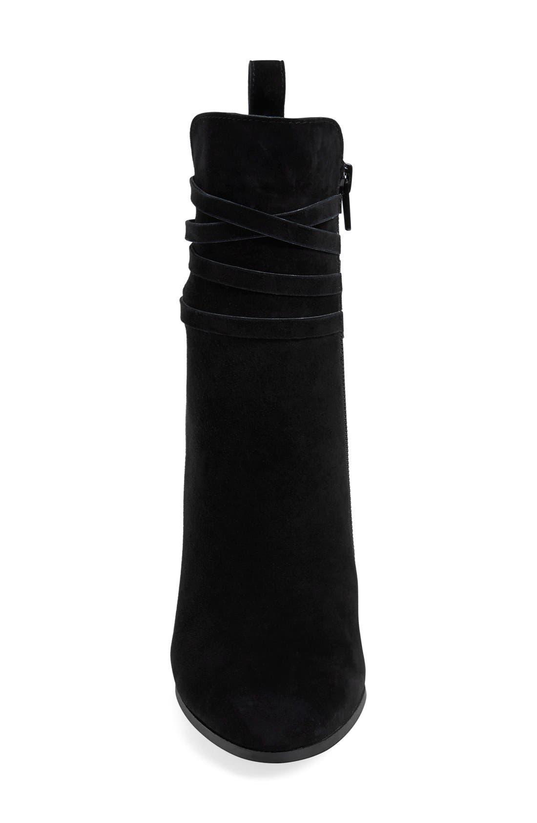 Alternate Image 3  - Steve Madden 'Glorria' Block Heel Bootie (Women)