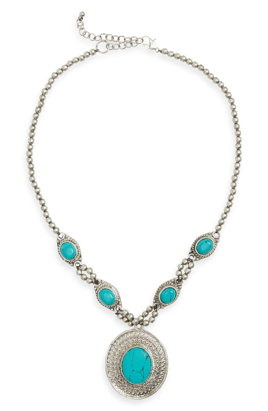 Alternate Image 1 Selected - BP. Statement Necklace