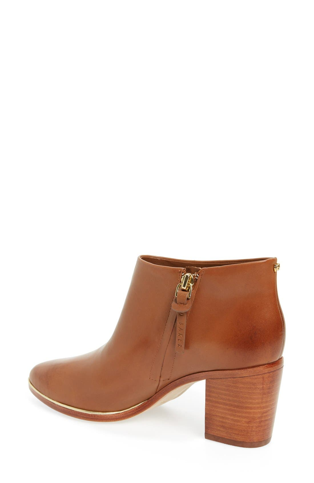 Alternate Image 2  - Ted Baker London 'Hiharu 2' Zip Bootie (Women)