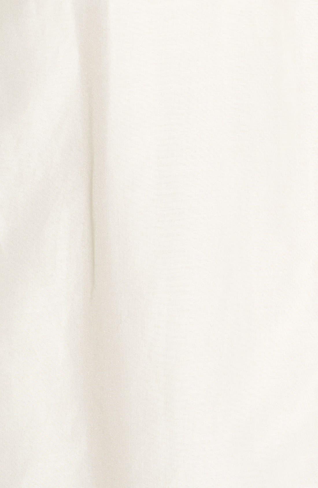 Alternate Image 6  - Free People 'Through and Through' Illusion Yoke Cotton & Silk Top