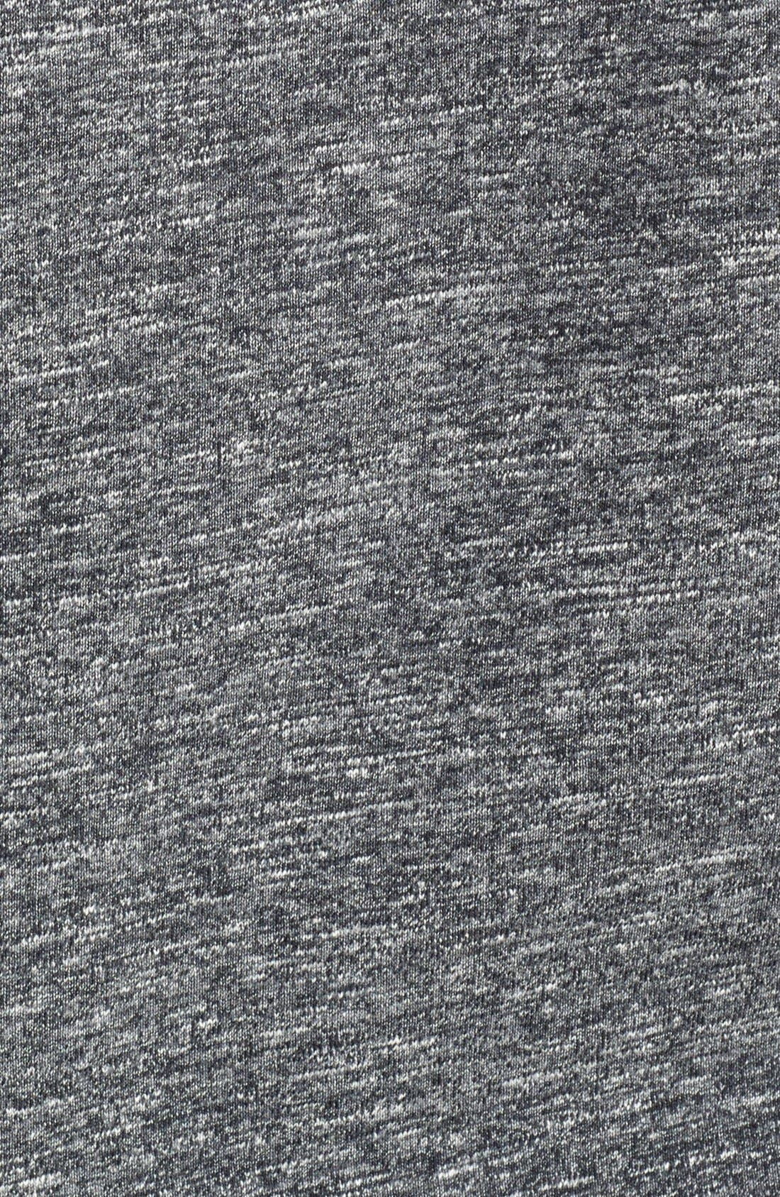 Alternate Image 5  - KENZO Graphic Molleton Sweatshirt
