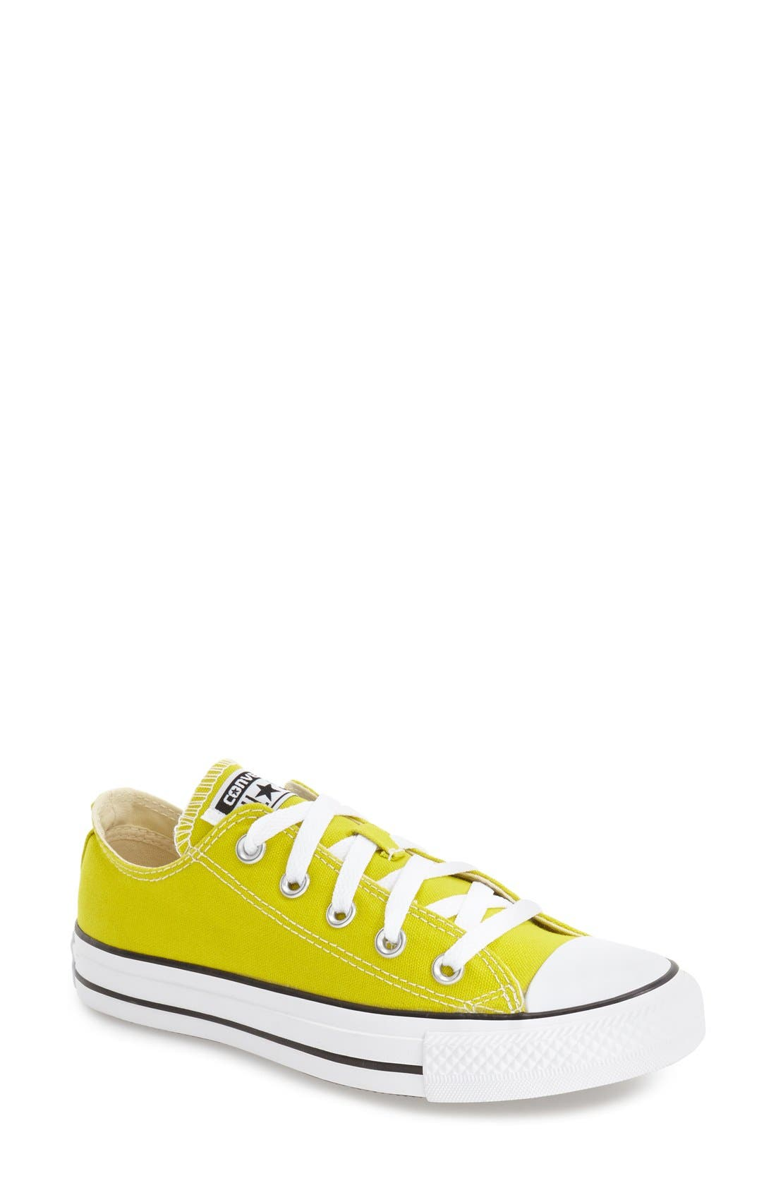 Main Image - Converse Chuck Taylor® All Star® Seasonal Ox Low Top Sneaker (Women)