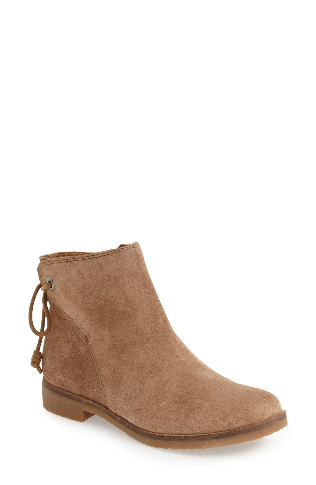 Alternate Image 1 Selected - Lucky Brand 'Gwenore' Bootie (Women)