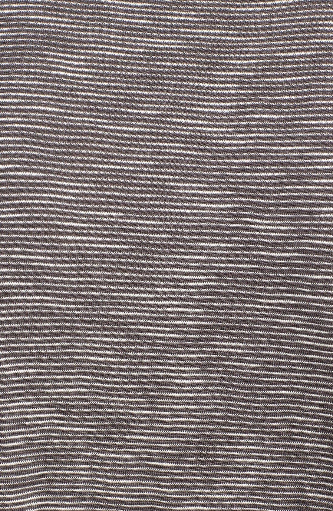 Alternate Image 5  - 1901 Thin Stripe Henley