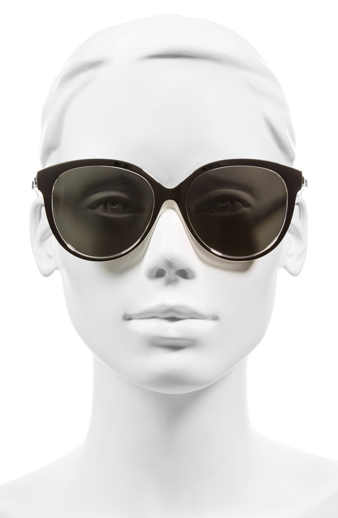 Alternate Image 2  - Dior Diorama 2 56mm Cat Eye Sunglasses
