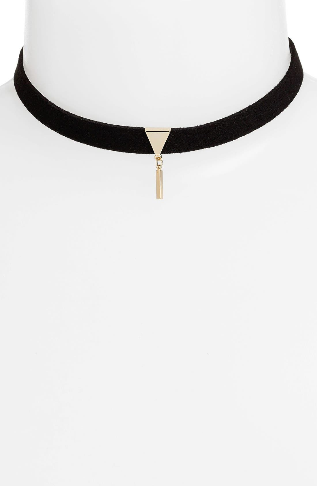 JULES SMITH 'Asa' Choker Necklace