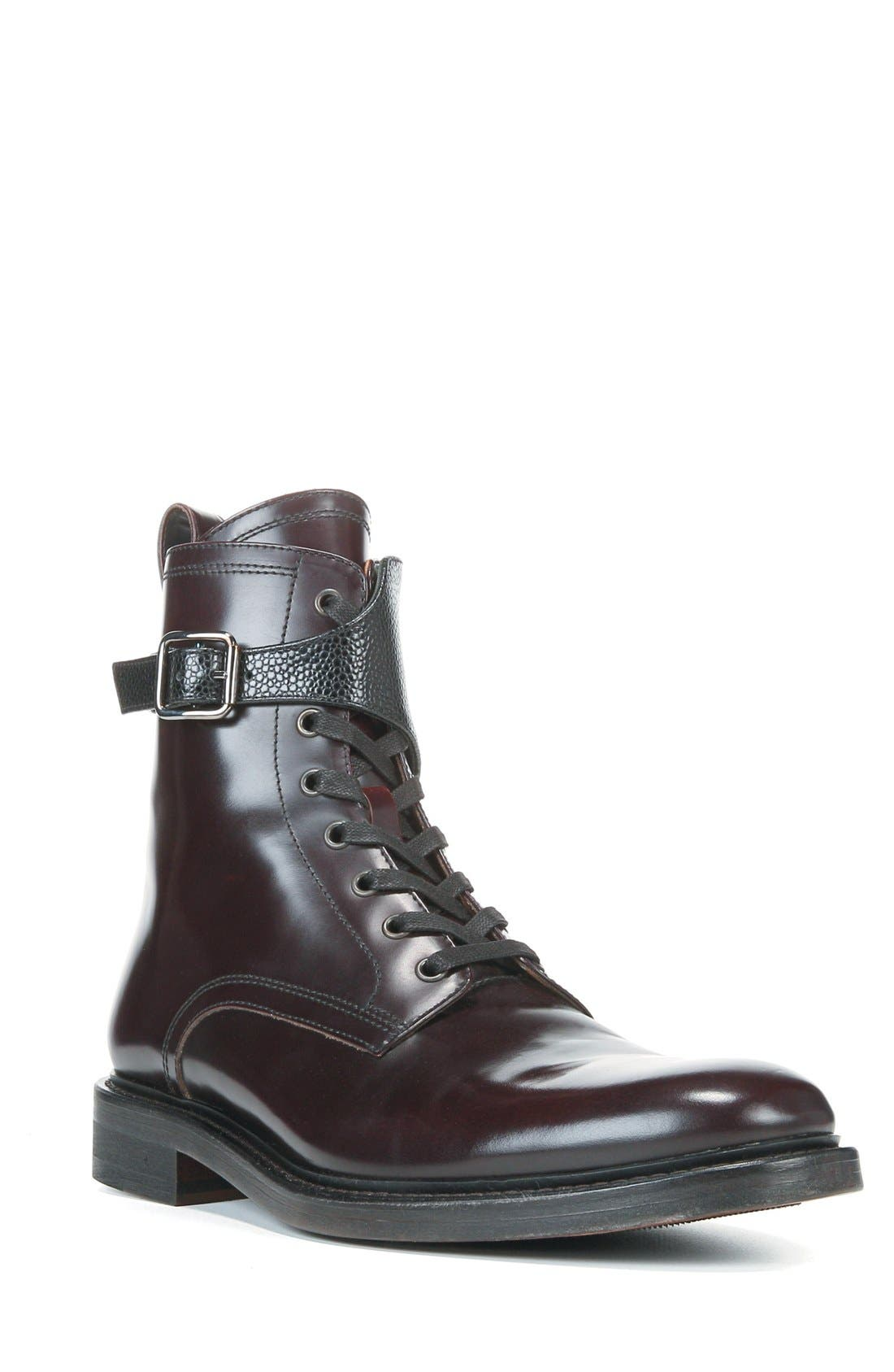 GEORGE BROWN BILT 'Fulton' Lace-Up Boot
