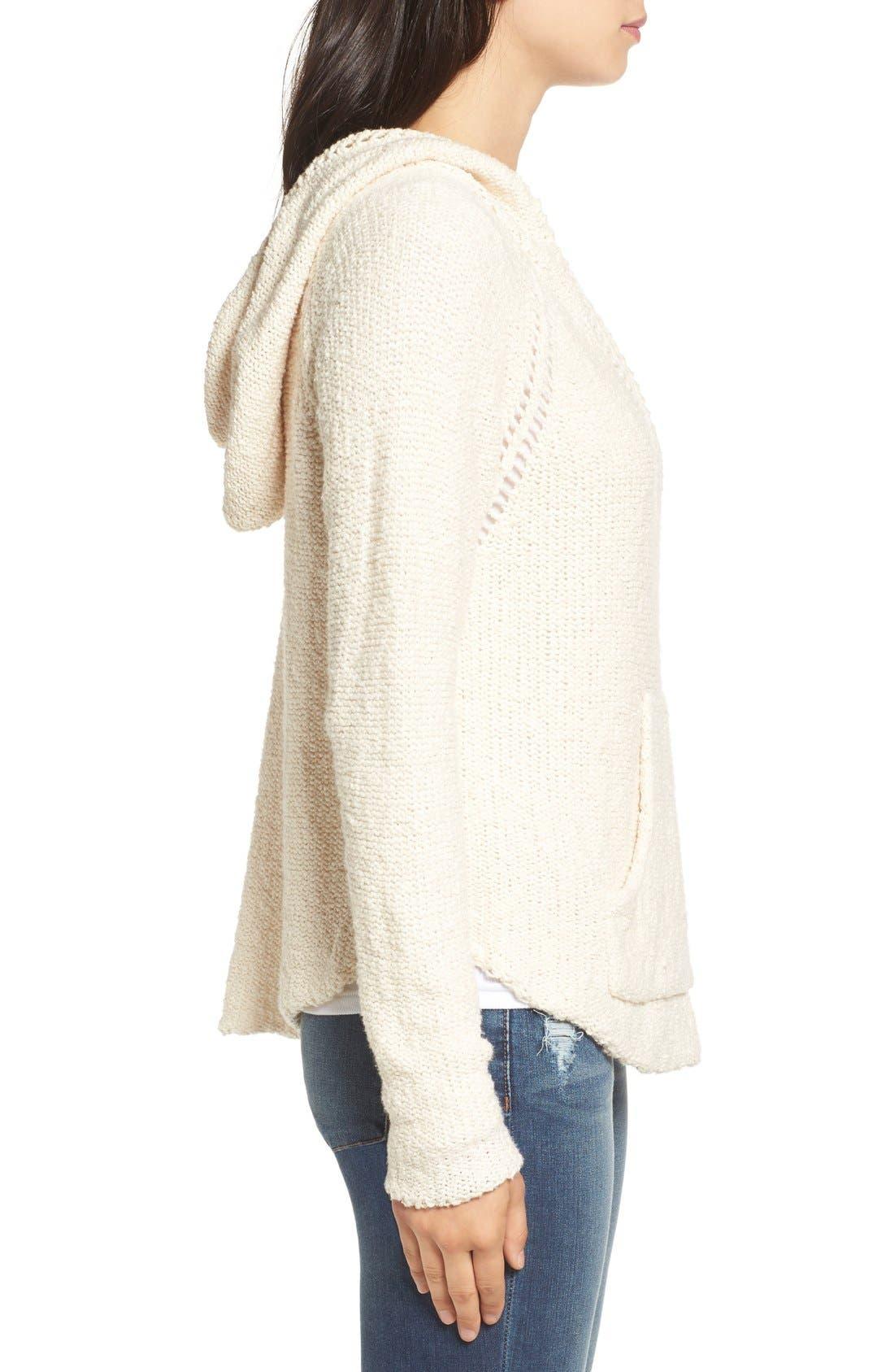 Alternate Image 3  - Billabong 'Seaside Ryder' Hooded Pullover
