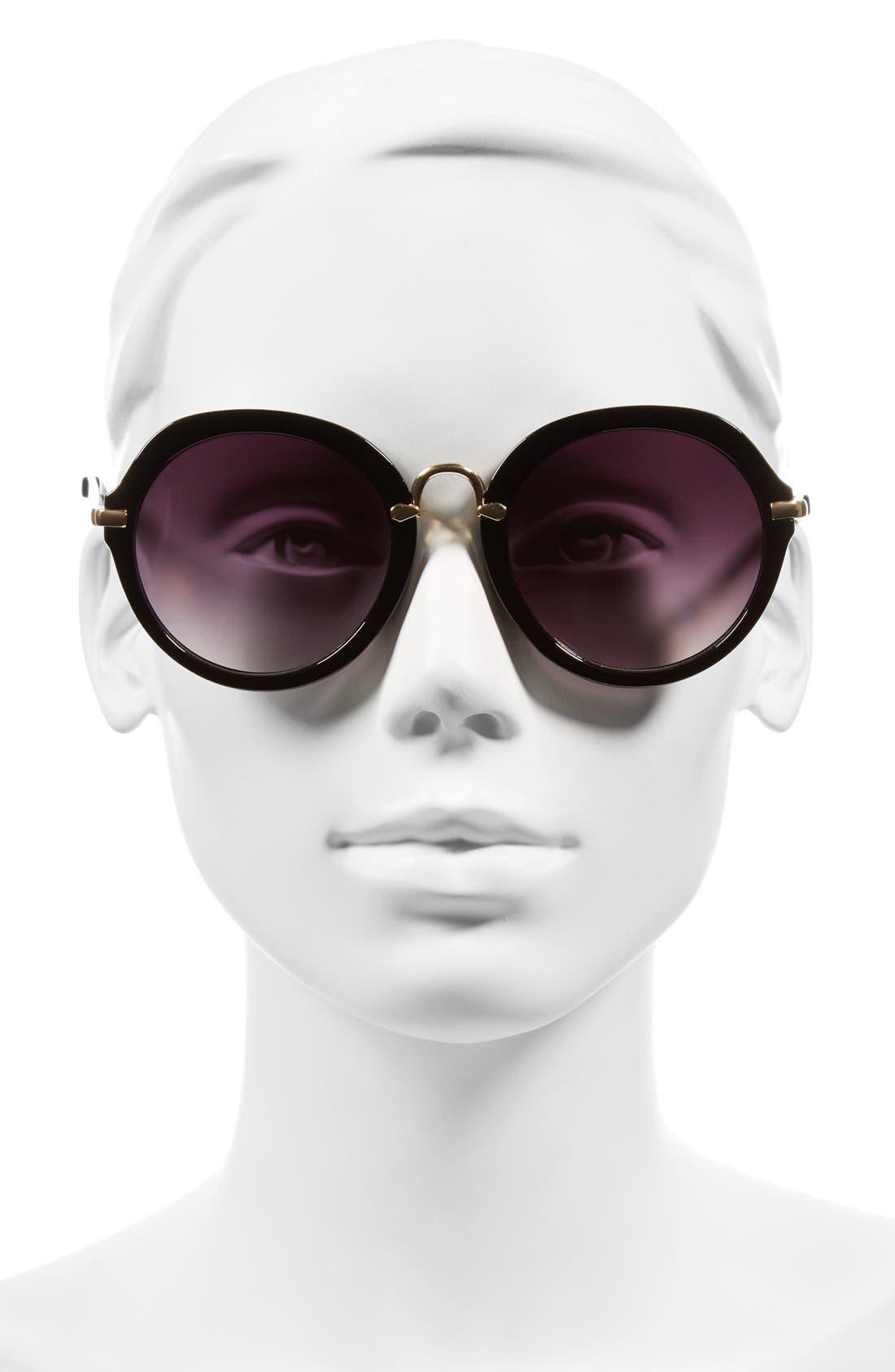 Alternate Image 2  - BP. 52mm Round Sunglasses