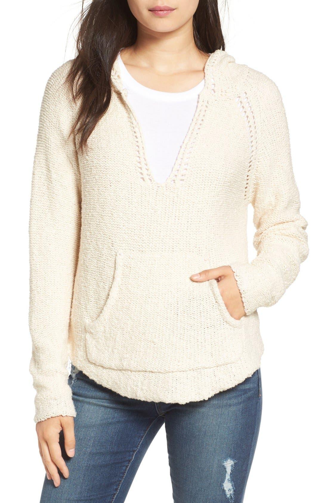 Main Image - Billabong 'Seaside Ryder' Hooded Pullover
