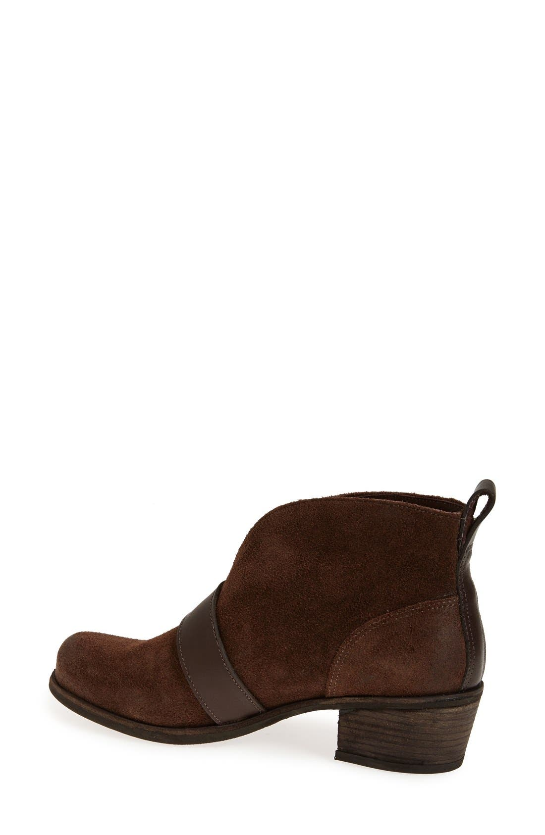 Alternate Image 2  - UGG® 'Wright - Belted' Bootie (Women)