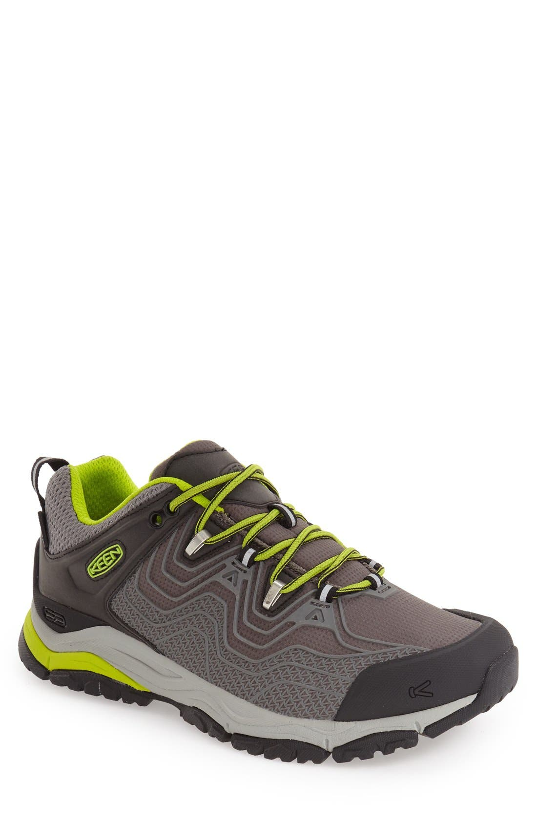Keen 'Aphlex' Waterproof Low Profile Hiking Shoe (Men)