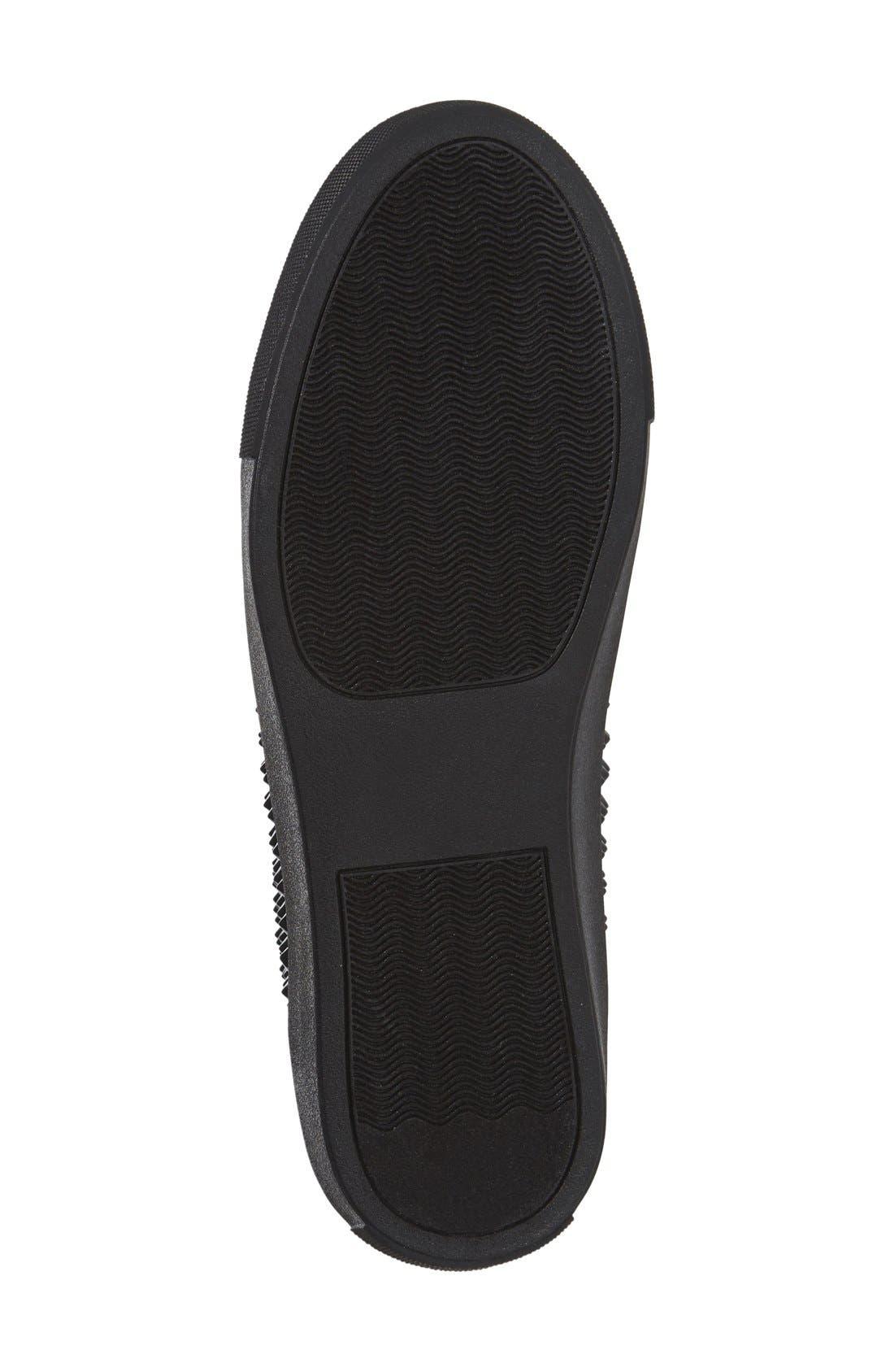 Alternate Image 4  - Steve Madden 'Levels' High Top Sneaker (Women)
