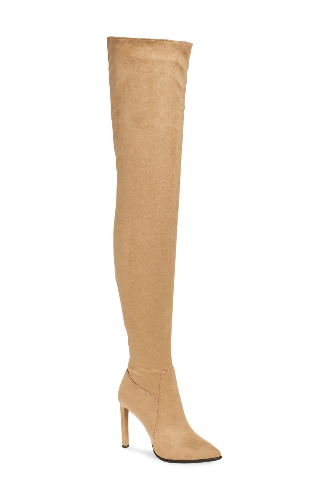Main Image - Jeffrey Campbell 'Sherise' Over the Knee Boot (Women)
