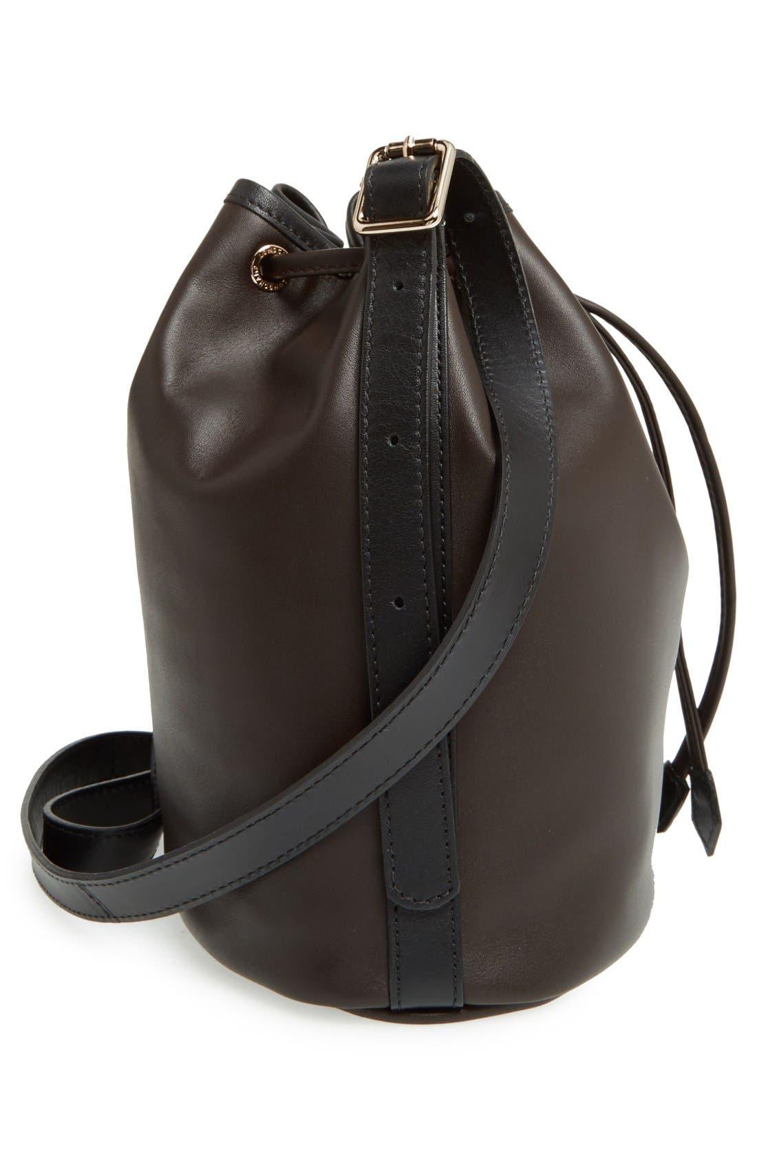 Alternate Image 5  - Longchamp 'Small 2.0' Leather Bucket Bag