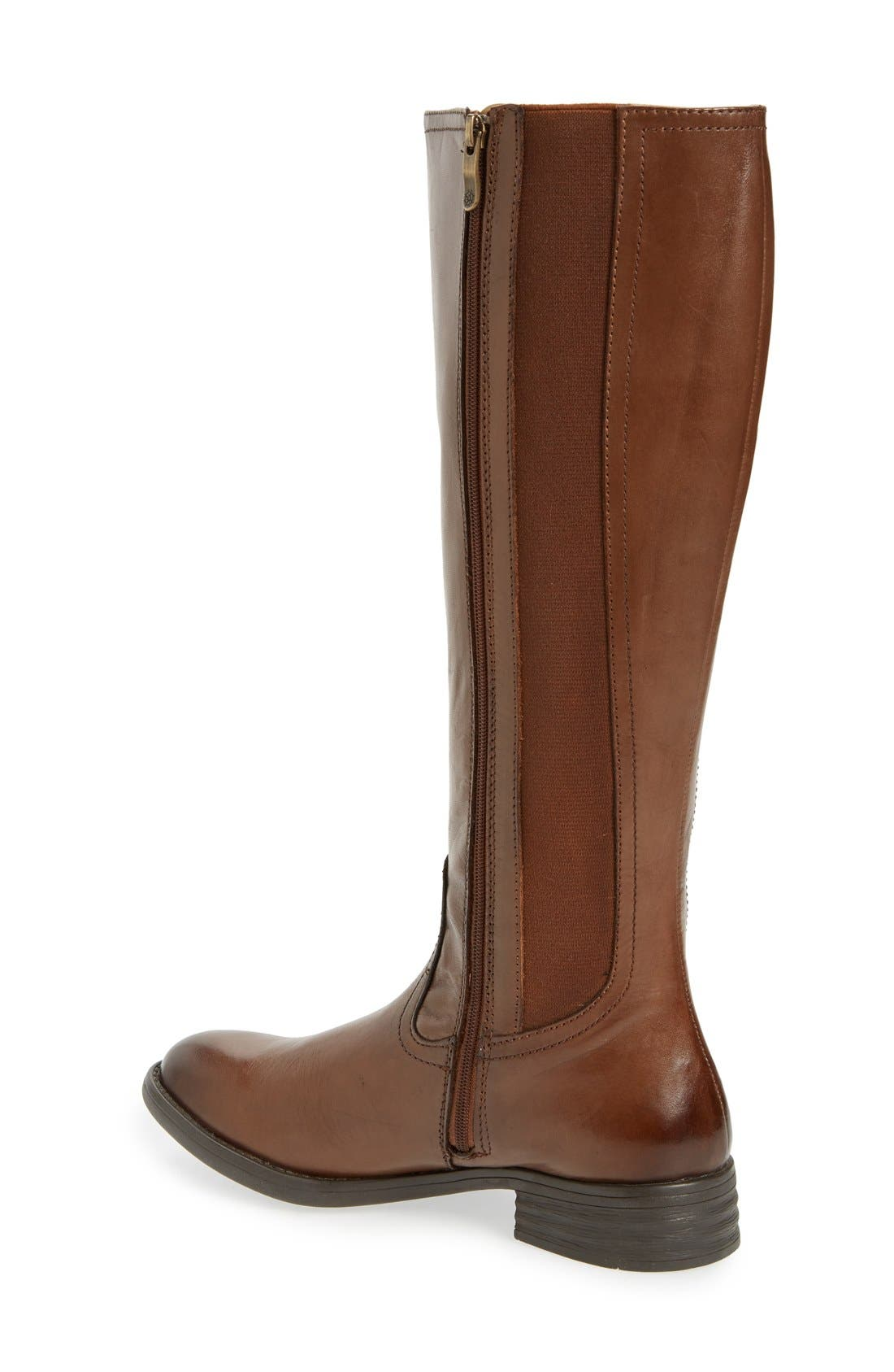 Alternate Image 2  - Bussola 'Tanga' Riding Boot (Women)
