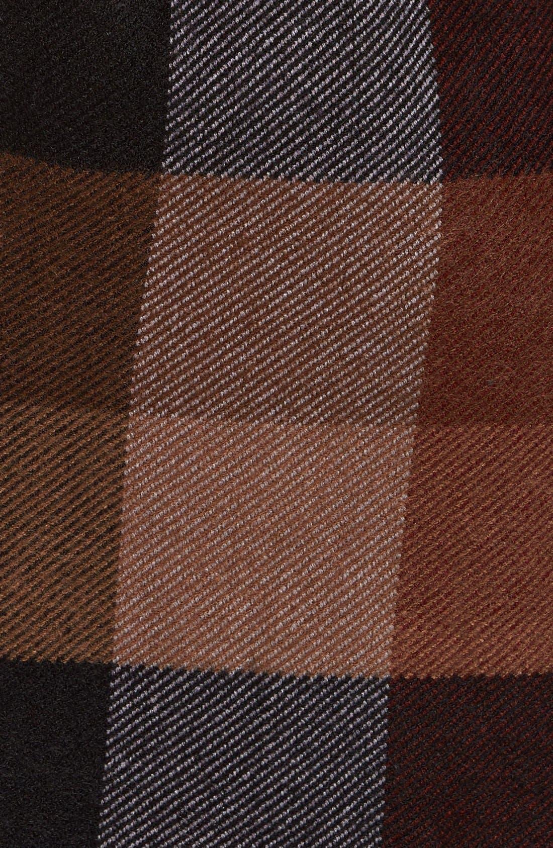 Alternate Image 5  - Dex Plaid Flannel Tunic