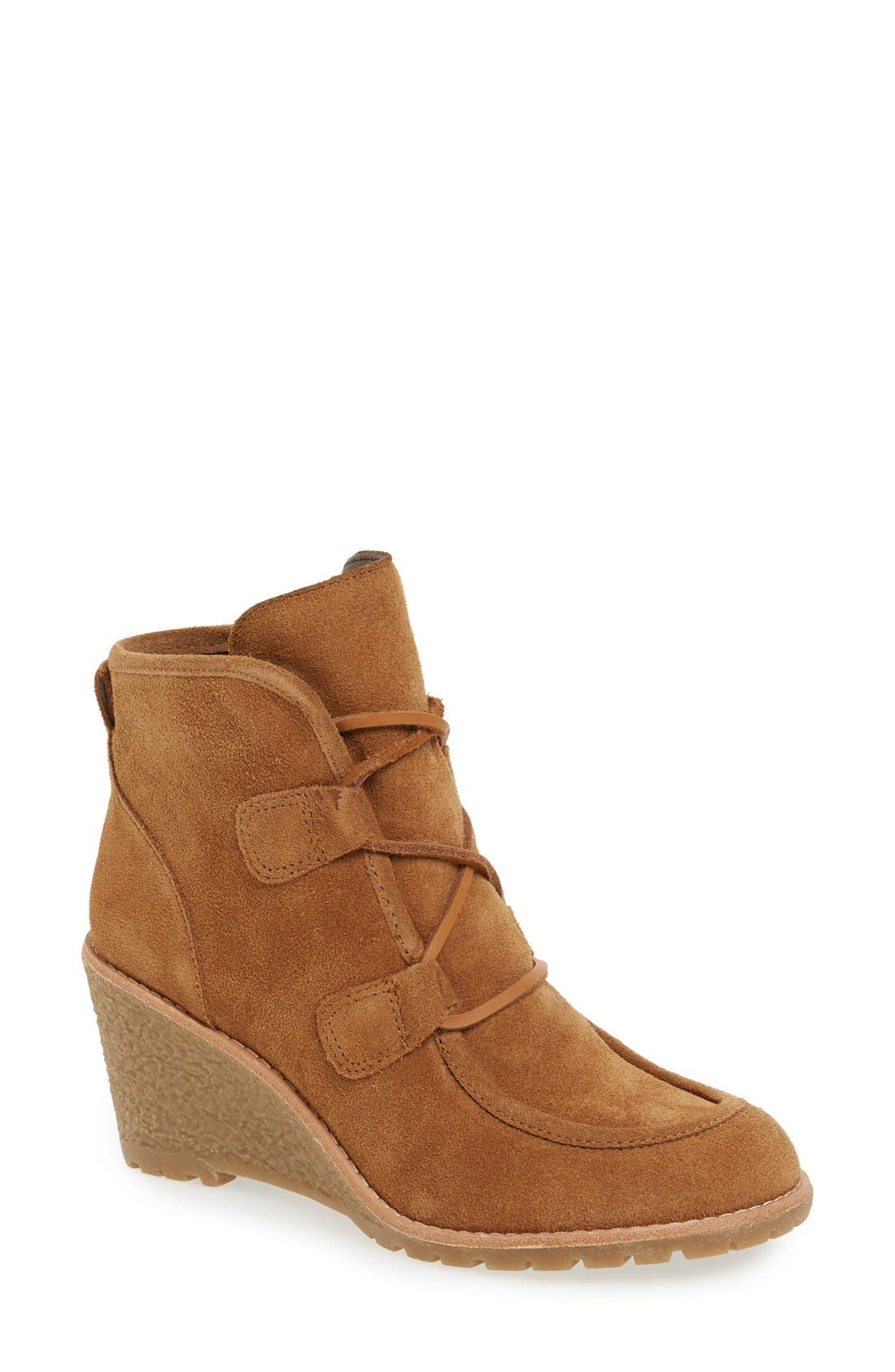 G.H. Bass & Co. 'Teresa' Wedge Bootie (Women)