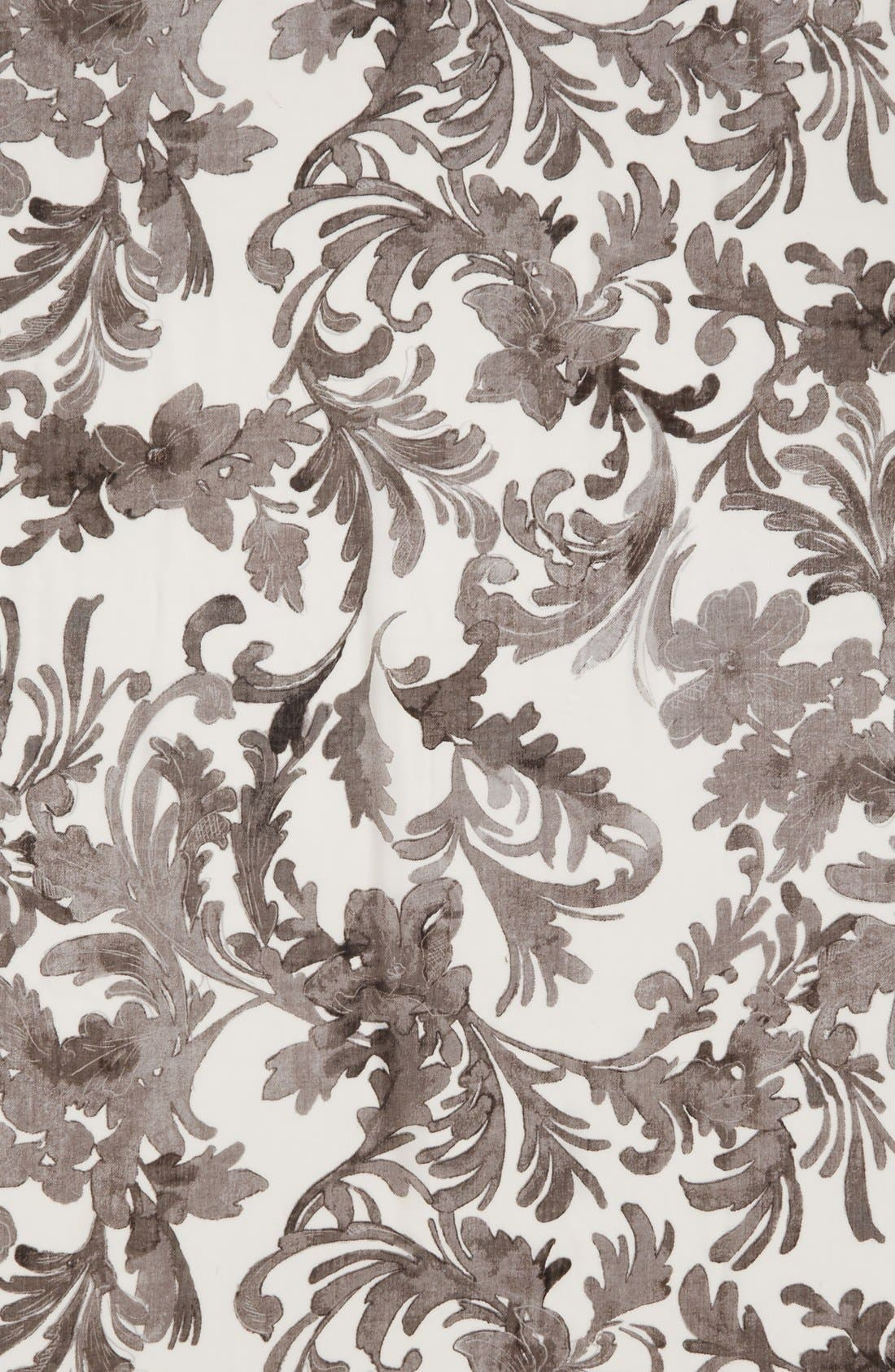 Alternate Image 3  - Nordstrom 'Antique Damask' Print Scarf