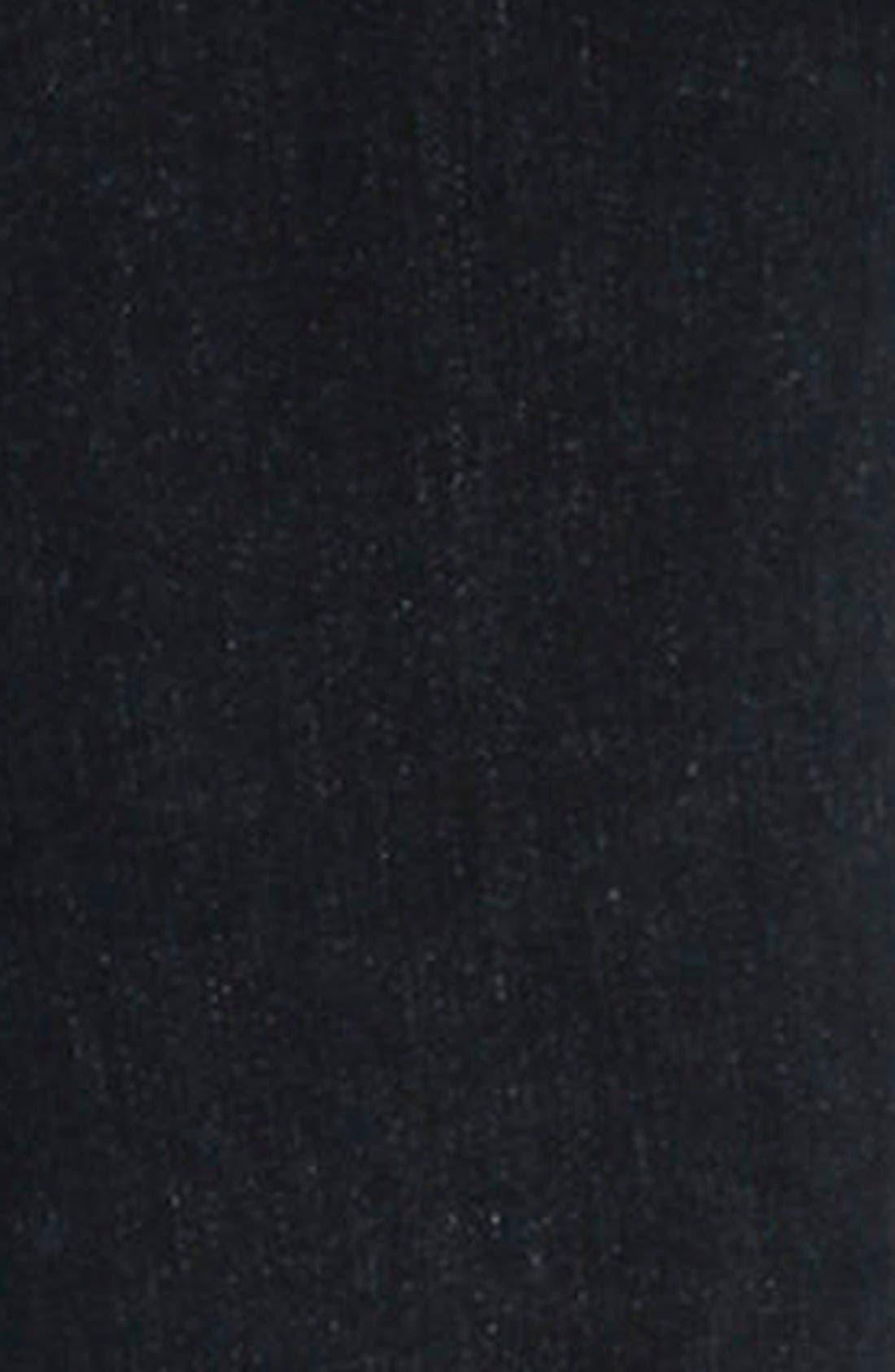 Alternate Image 4  - PAIGE Transcend Verdugo Ripped Ankle Ultra Skinny Jeans (Kaleea Destructed)