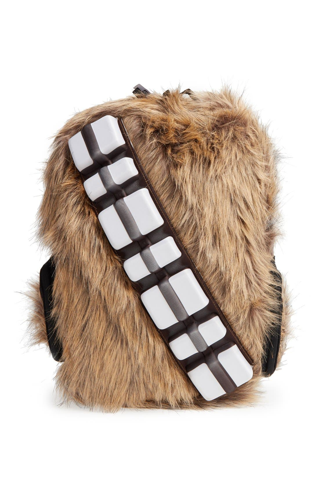 Alternate Image 1 Selected - Star Wars™ 'Chewbacca' Backpack (Kids)