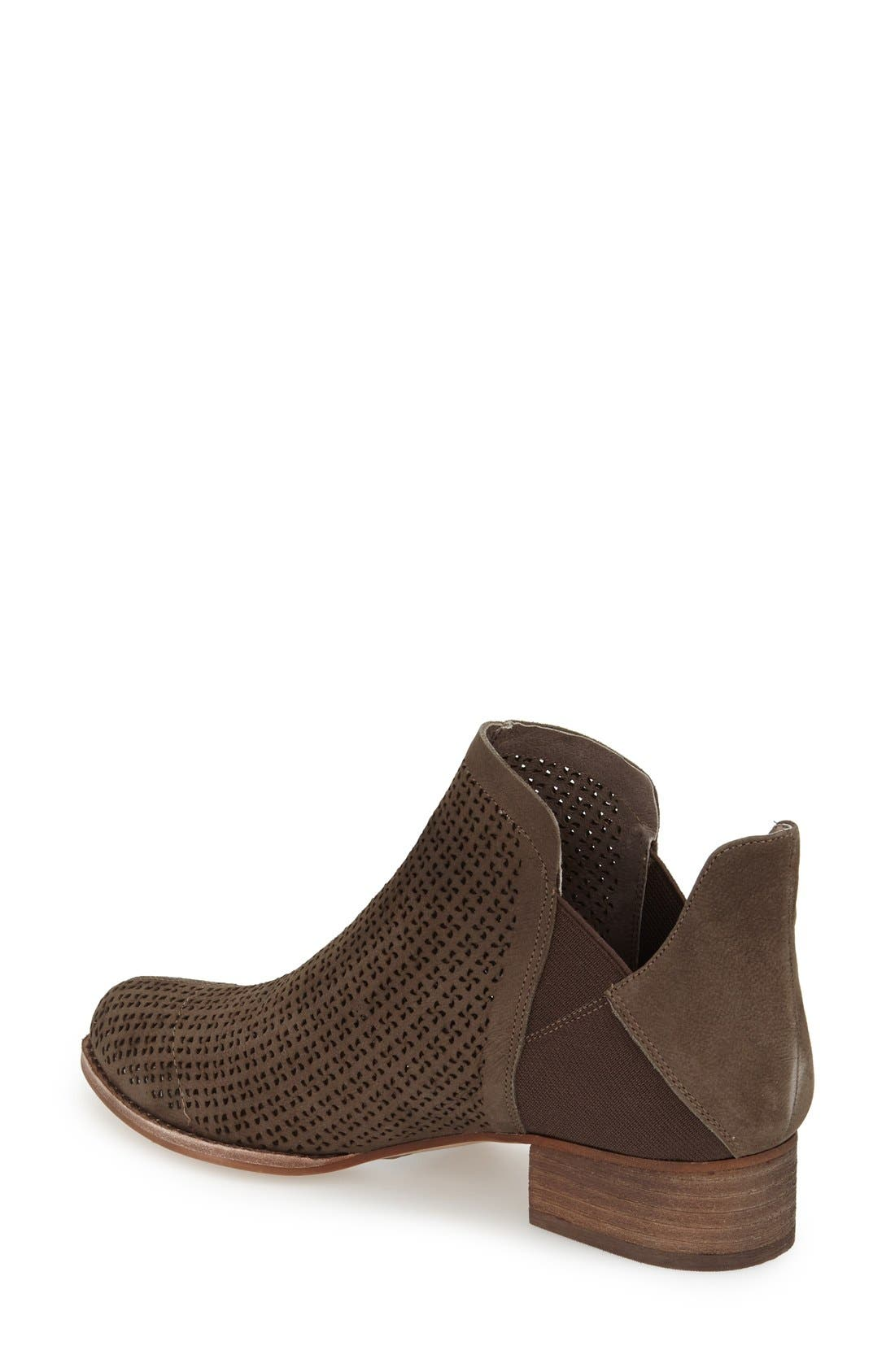 Alternate Image 2  - Vince Camuto Celena Perforated Bootie (Women)