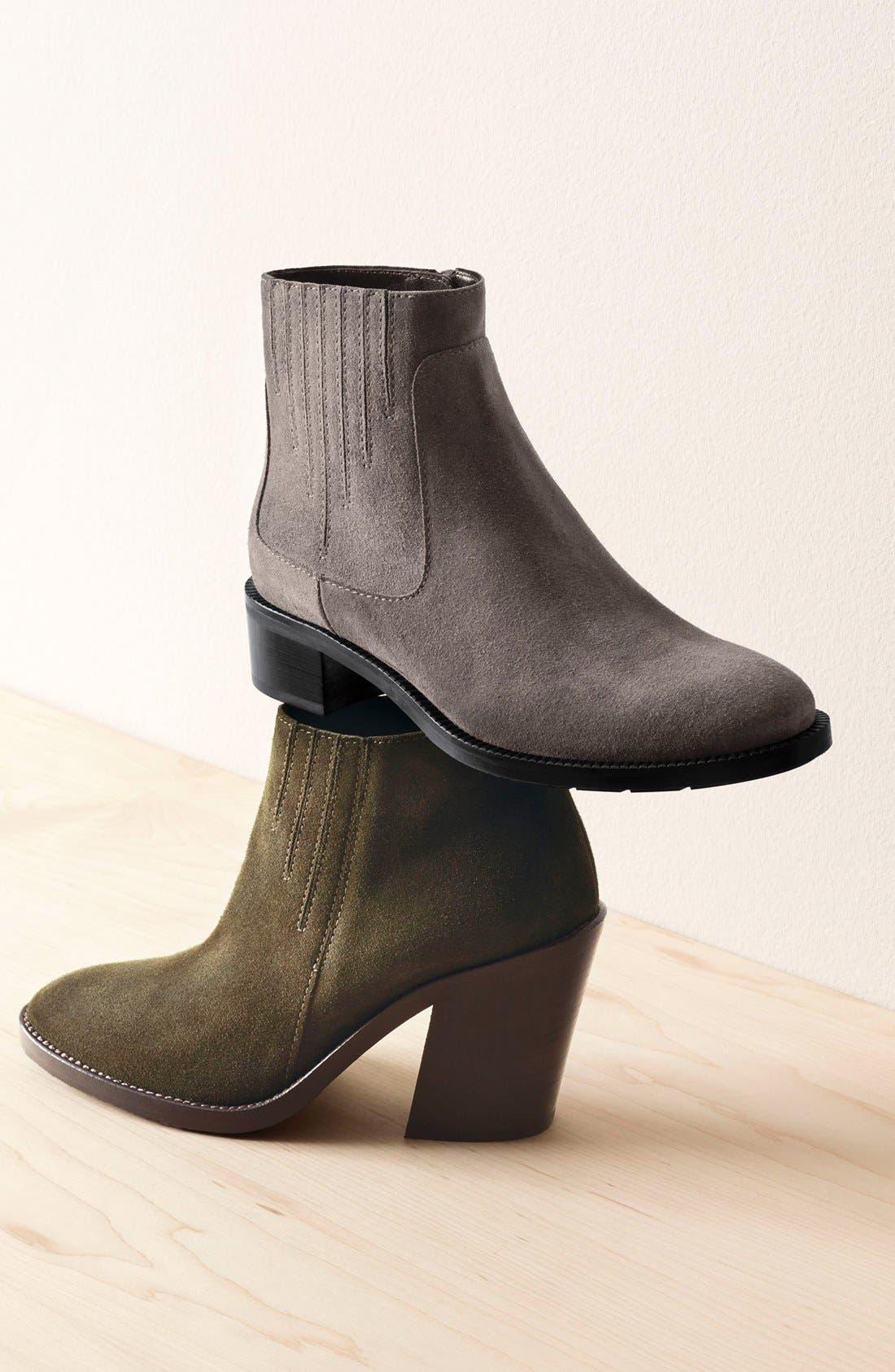 Alternate Image 5  - Aquatalia 'Oribella' Weatherproof Leather Bootie (Women)