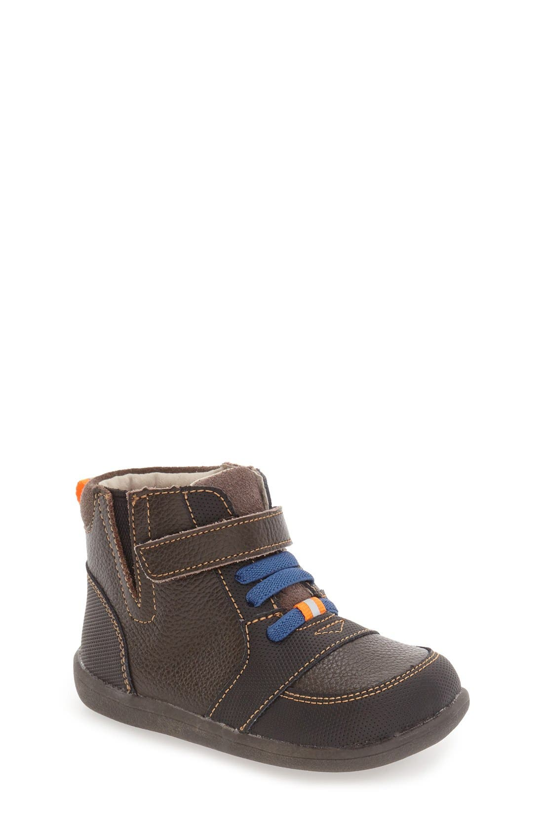 See Kai Run 'Ian' Boot (Baby, Walker & Toddler)