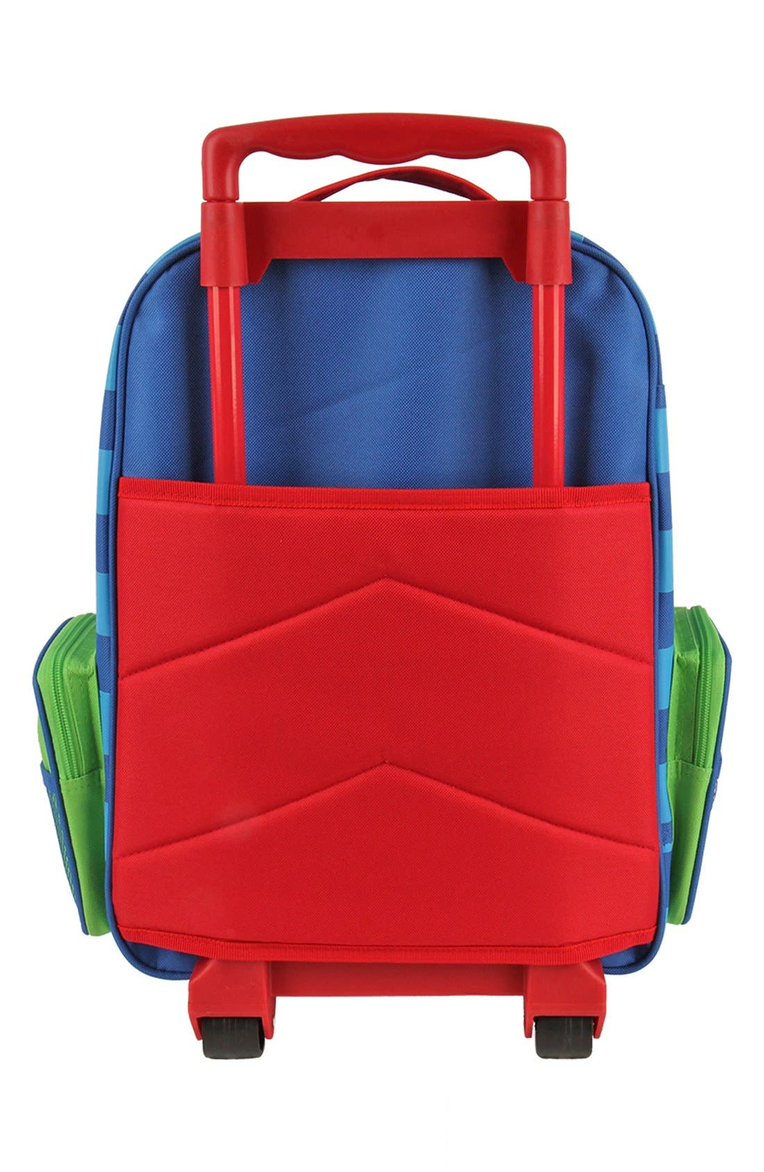 Alternate Image 2  - Stephen Joseph Rolling Suitcase (Kids)