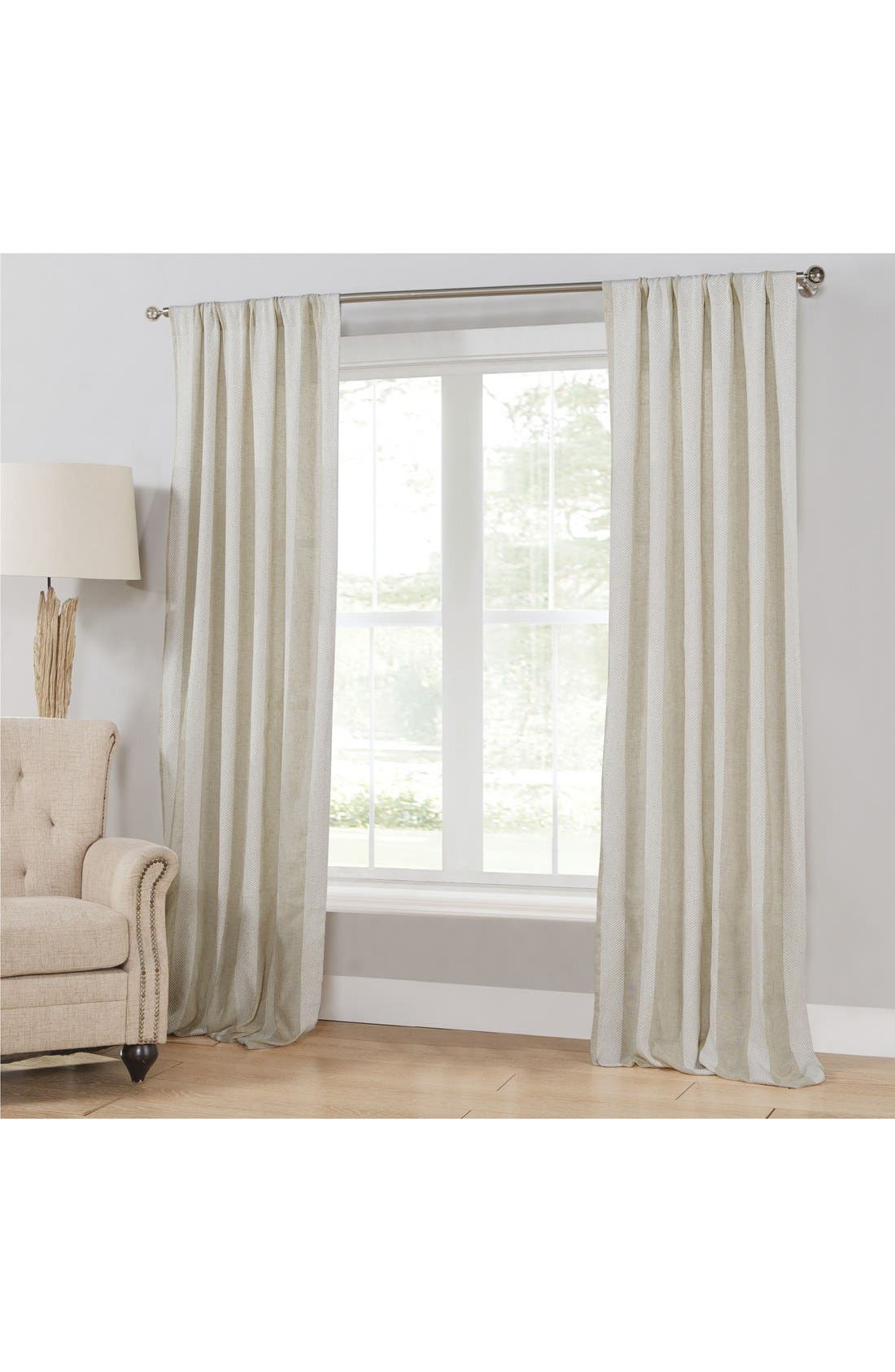 Alternate Image 2  - Duck River Textile 'Newbury' Window Panels (Set of 2)