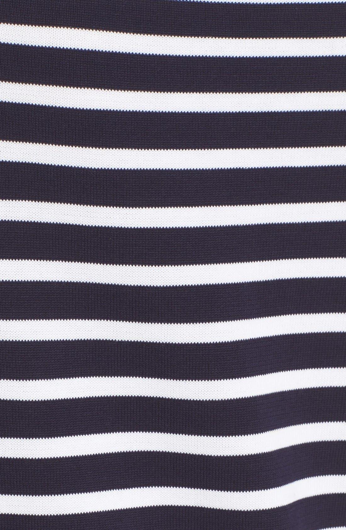 Alternate Image 3  - Michael Kors Stripe T-Shirt Dress