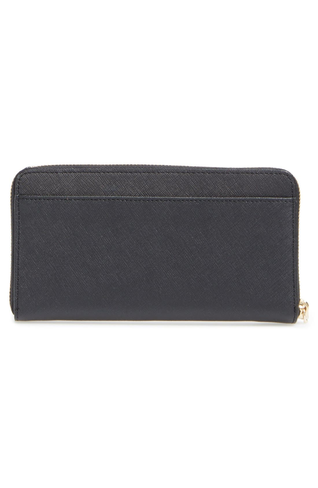 Alternate Image 4  - kate spade new york 'cameron street - lacey' leather wallet