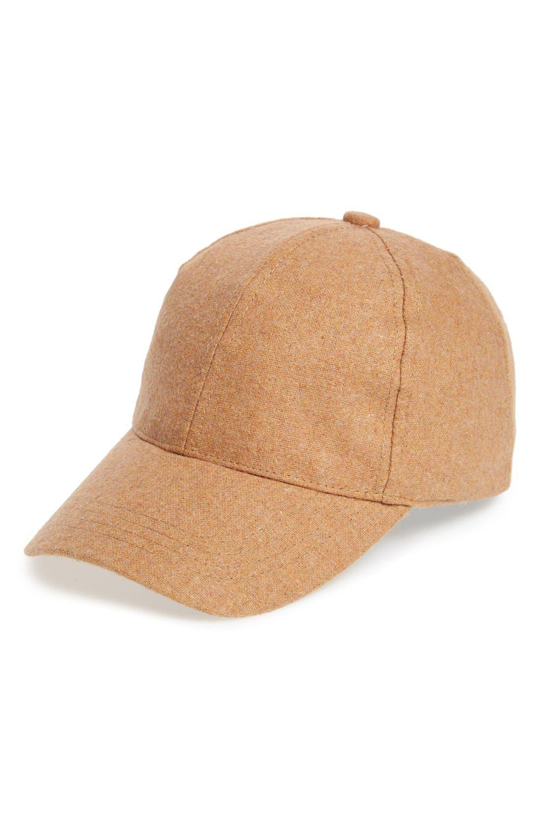 Main Image - BP. Solid Baseball Cap
