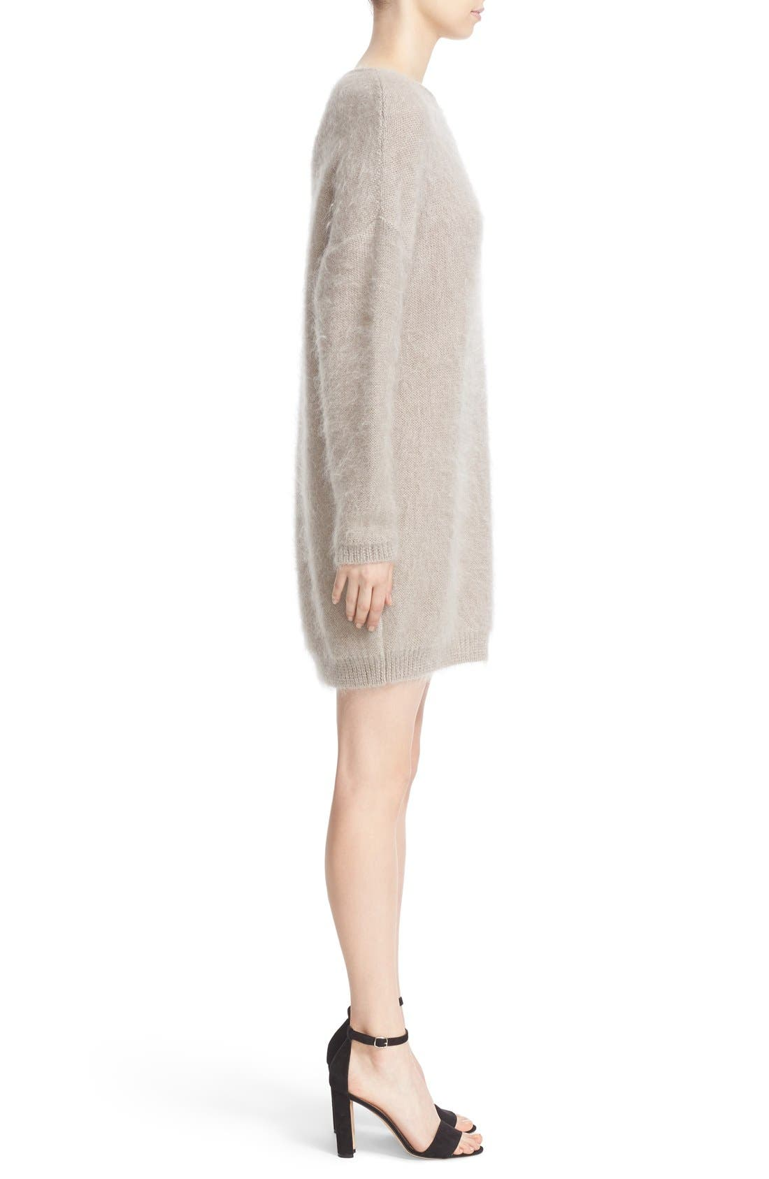 Alternate Image 5  - Eleventy Mohair & Silk Sweater Dress