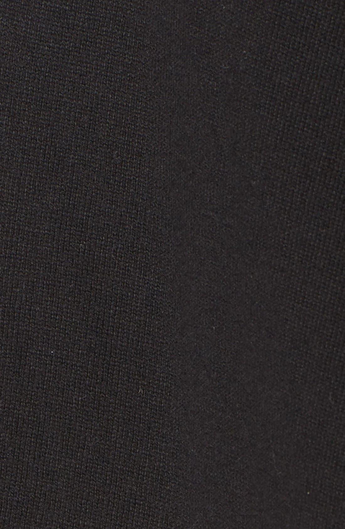 Alternate Image 5  - DKNY Fringe Sweater Wrap