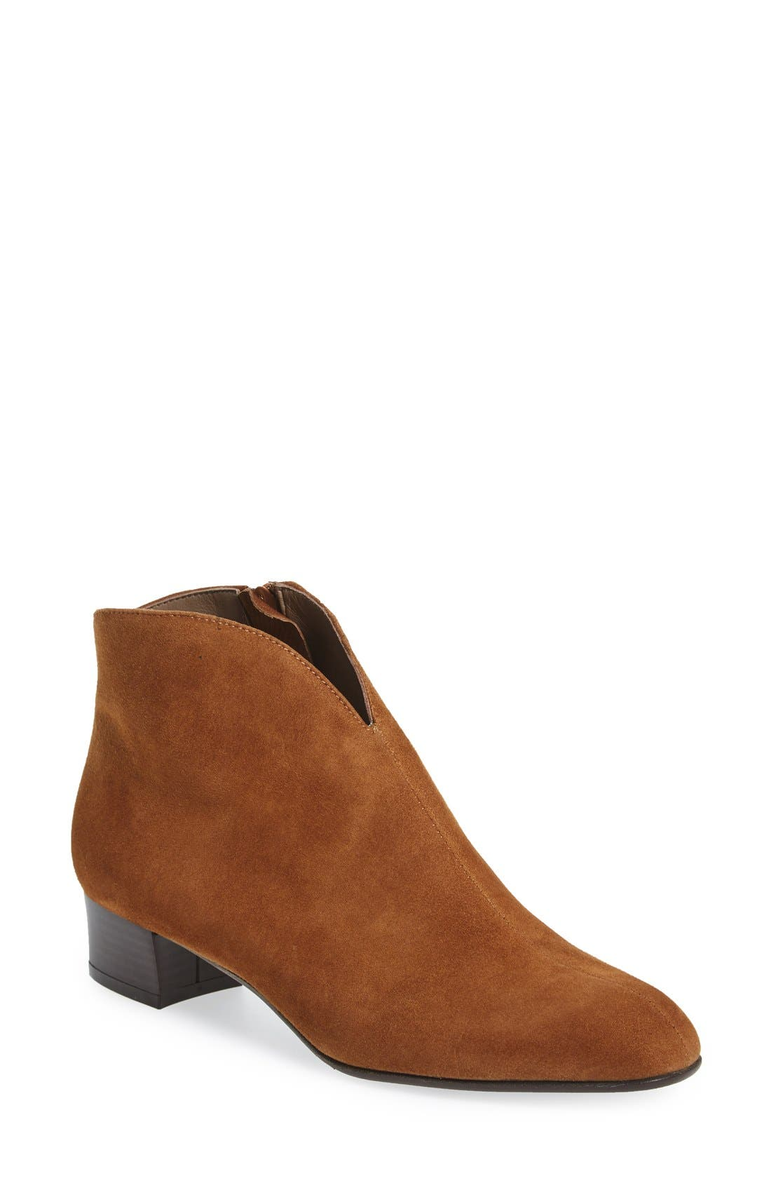 FRENCH SOLE 'Eva' Water Resistant Bootie