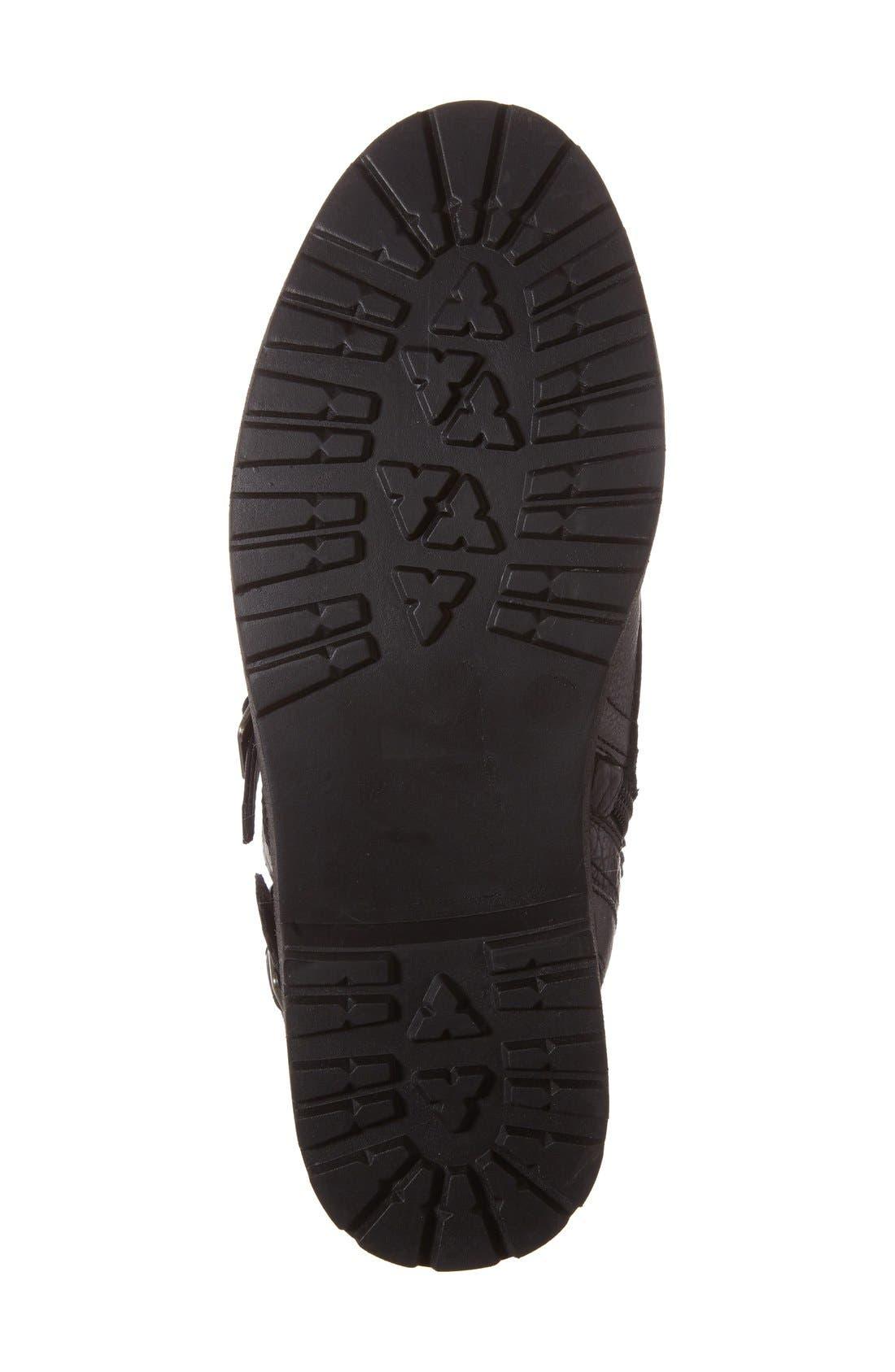 Alternate Image 4  - Arturo Chiang 'Pelli' Genuine Shearling Lined Boot (Women)