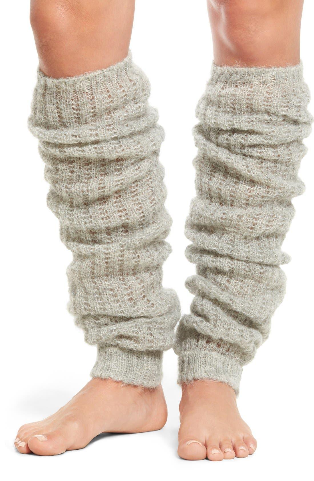 Alternate Image 1 Selected - Urban Knit Leg Warmers