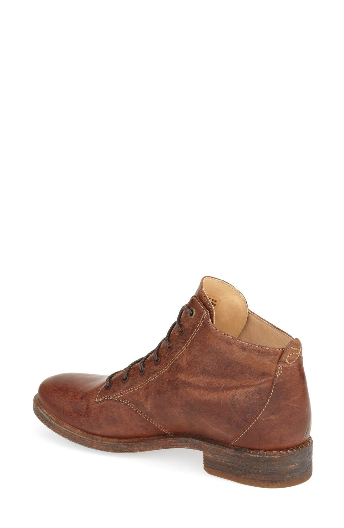 Alternate Image 2  - Timberland 'Lucille' Lace-Up Bootie (Women)