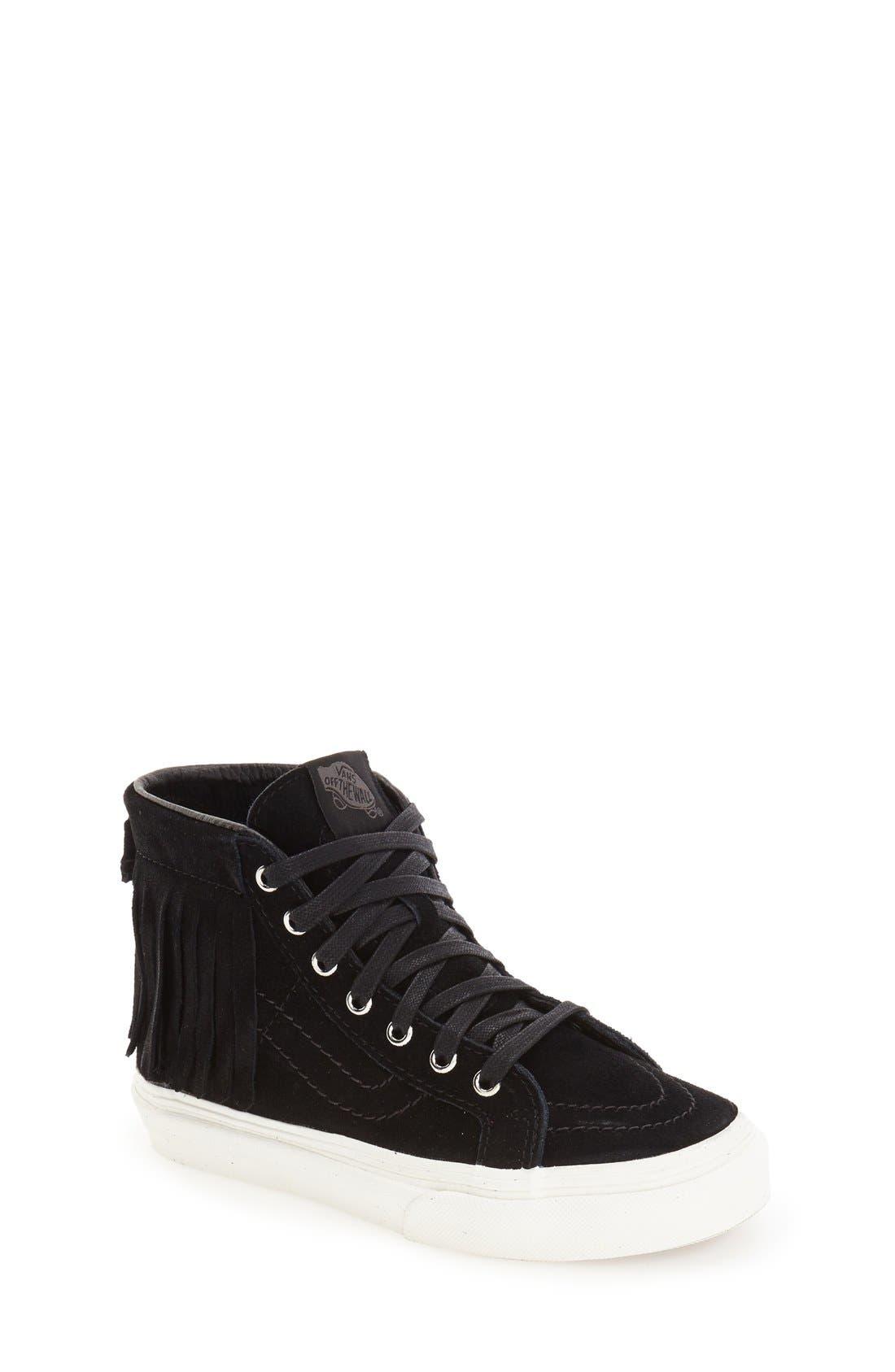 VANS 'Sk8-Hi' Moc Sneaker
