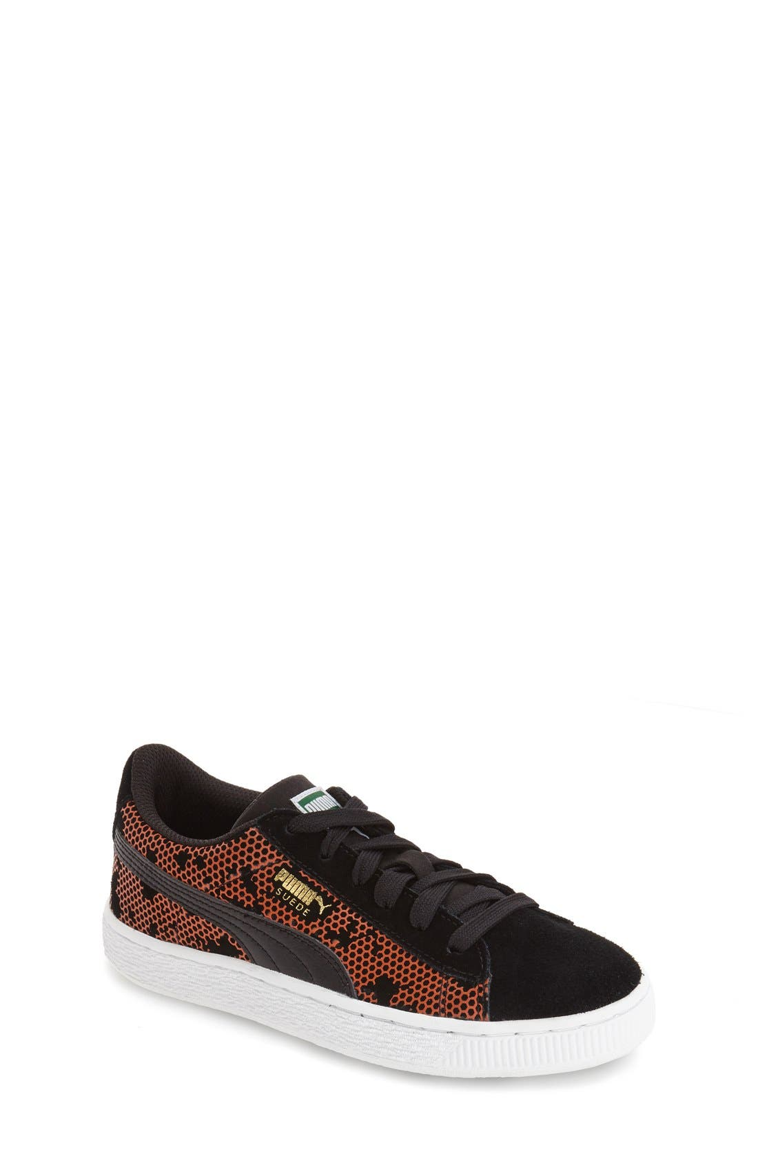 PUMA 'Night Camo' Sneaker