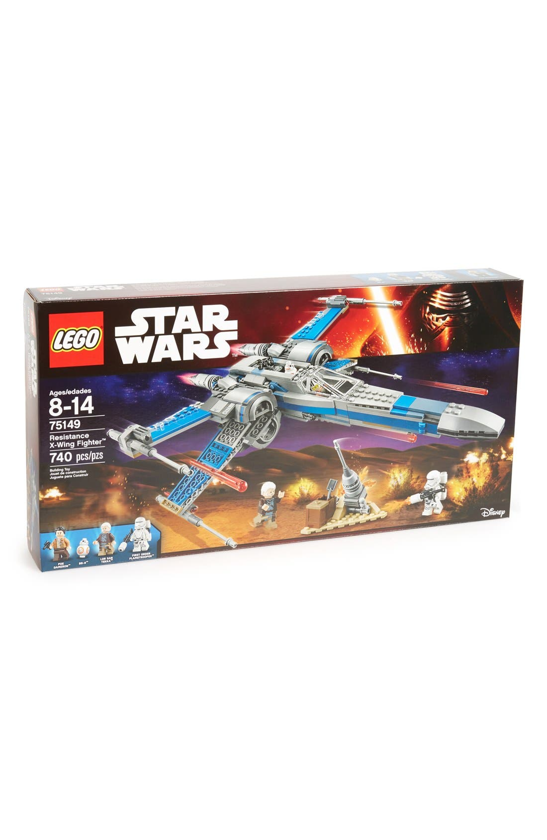 LEGO® Star Wars Resistance X-Wing Fighter™ - 75149